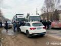 Тарифный протест на Буковине: Люди перекрыли дорогу
