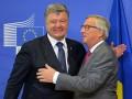 Юнкер не видит разницы между Порошенко и Зеленским