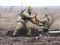 Сутки на Донбассе: три обстрела, один раненый
