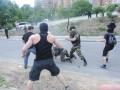 Милиция разогнала митинг возле российского консульства в Одессе