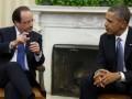 Обама и Олланд попросили Путина повлиять на
