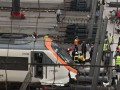 В Барселоне поезд врезался в перрон: 48 пострадавших