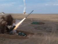 В России отработали ракетные удары Искандерами