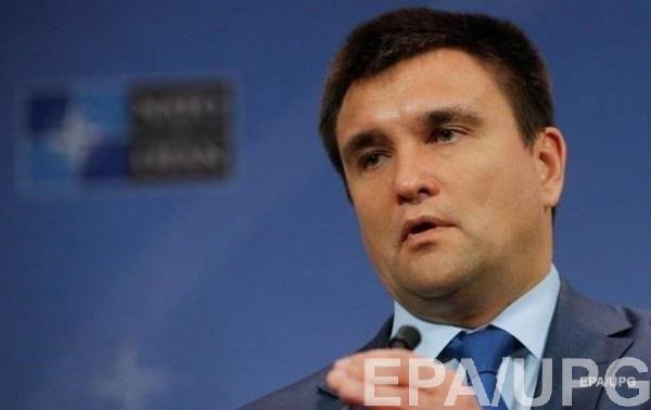 Павел Климкин считает, что половина населения Украины может уехать из страны