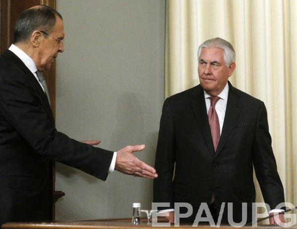 Тиллерсон отметил важность Минских соглашений