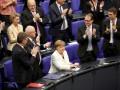 Меркель в четвертый раз стала канцлером Германии