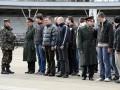 В армию из военкоматов за год направили 27 тыс. контрактников
