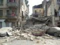 В Одессе из-под завалов разрушенного дома спасены два человека