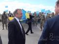 Губернатор Херсонщины спел песню о Путине