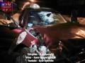 На перекрестке в Ирпене Daewoo врезался в Volkswagen