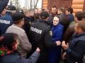 УПЦ МП заявила о захвате со штурмом храма в Ровенской области