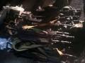 Правоохранители задержали военного, который вез на Майдан 12 автоматов