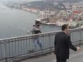 Президент Турции предотвратил самоубийство мужчины