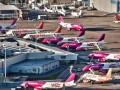 Лоукостер Wizz Air запускает три новых рейса из Киева
