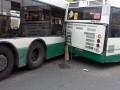 В Хабаровском крае РФ в столкновении двух автобусов погибли 15 человек
