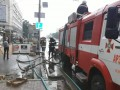 Спасатели ликвидируют в Киеве последствия непогоды