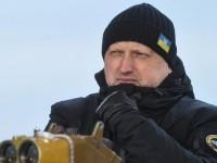ВСУ улучшили позиции на Донбассе - Турчинов