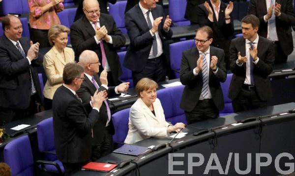 Ангела Меркель правит Германией много лет