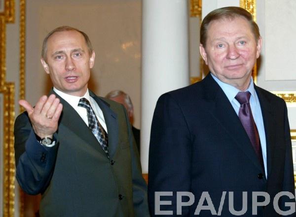 Чаще при Кучме, реже - при остальных: Когда Путин приезжал в Украину0