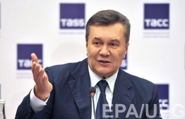 Янукович: Фирташ и Левочкин режиссировали Майдан за моей спиной