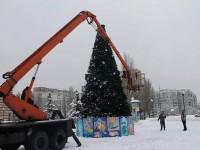 За сколько районы Киева отметят Новый год 2019