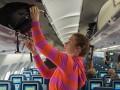 Италия запретила ручную кладь в самолетах из-за коронавируса