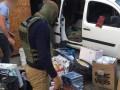 В Одессе силовики изъяли тонны табака и 170 тысяч пачек сигарет
