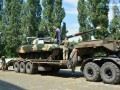 Харьков передал армии два модернизированных танка