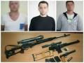 СБУ задержала диверсантов, обвиняемых в девяти резонансных преступлениях