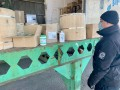 Пограничники остановили контрабанду антисептиков