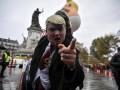 В Париже прошла акция протеста против Трампа