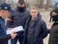 В Киеве копа-вымогателя поймали