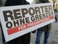 В Украине в 2015 году не похищен ни один журналист