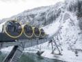 В Швейцарии открыли самый крутой в мире фуникулер