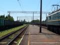 Госпогранслужба: На станции Кривой Торец задержали два тепловоза с 14 тоннами дизтоплива