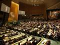Российская делегация покинула зал Генассамблеи ООН во время выступления Саакашвили