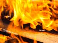 В 13 областях Украины чрезвычайная пожарная опасность