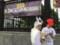 Марш равенства в Киеве: Есть задержанный, полиция оттесняет противников
