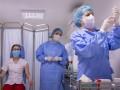 В Молдове началась вакцинация от COVID-19