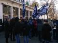 В Киеве марш трансгендеров продлился 3 минуты, на участников напали