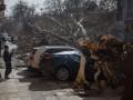 Последствия страшного урагана на юге Украины: Все подробности