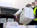 Рада поддержала закон против контрабанды противоэпидемических товаров