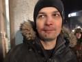 Беспорядки в центре Киева: пострадавший депутат рассказал подробности