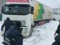 Киев закрывают для грузовиков, владельцам легковушек тоже пригрозили