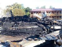 Пожар в Одессе: полиция назвала версии