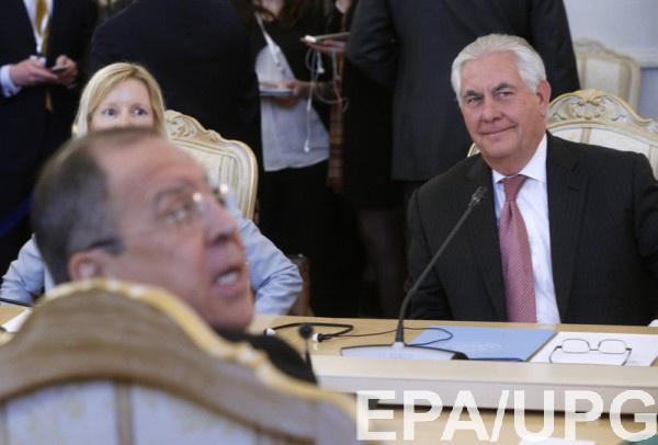 Лаврова разозлили вопросы журналистов из США