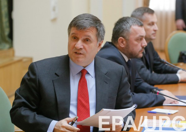Аваков обвинил Садового в организации блокады Донбасса