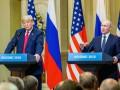 Трамп и Путин обсудили Донбасс и Крым