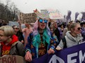 Итоги 8 марта: Марш женщин и Зеленский поговорил с Путиным