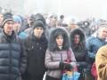 Жители Ясиноватой устроили митинг против сепаратиста Губарева